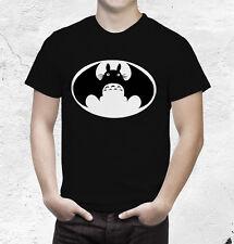 My Neighbour Totoro t shirt batman t shirt mashup