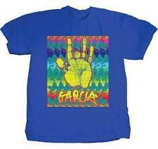 JERRY GARCIA - Blotter - T SHIRT S-M-L-XL-2XL Brand New - Official T Shirt