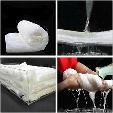 Aquarium Filter Pad Polishing Filter Pad 30*40cm/12x100cm/20x30cm White O5W9