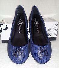 Rock & Republic Lenny Blue Women's Ballet Flats - Size 6/6.5