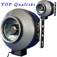 Rohrventilator Badlüfter Rohrlüfter Kanalventilator 100 mm - 305 mm A1 Qualität