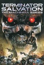 Terminator Salvation: The Machinima Series (DVD, 2009)
