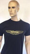 Aston Martin T-Shirt-Auto Sportiva britannica, Vanquish, Vantage, DB11 (100% cotone)