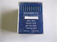 SCHMETZ DBX1 16X257 16X95   Sewing Machine Needles