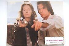FAYE DUNAWAY TOMMY LEE JONES LOBBY CARD YEUX DE LAURA M