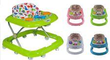 Baby Gehfrei Lauflernwagen Lauflernhilfe Gehhilfe Laufwagen NEU  Farb Auswahl