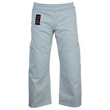 PLAYWELL JUDO blanchie blanc pantalon pour enfants adultes Pantalon Gi bas