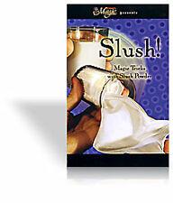 Slush Powder book magic trick illusion stage close-up stand-up