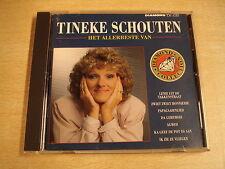 CD / TINEKE SCHOUTEN - HET ALLERBESTE VAN
