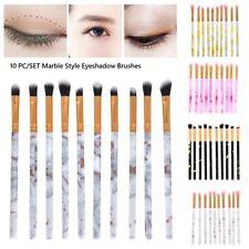 10 PCS Eyeshadow Make up Brushes Eyebrow Eyeliner Brushes Eye Lip Brusher Tool