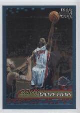 2001-02 Topps Chrome #103 Chucky Atkins Detroit Pistons Basketball Card