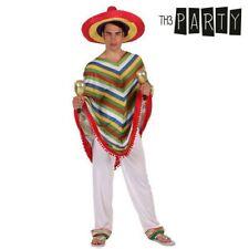 Karnevalskostüm Herren «Mexikaner» Faschingskostüm