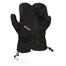 Montane Minimus Mens Womens Black Waterproof Windproof Warm Mitt Gloves