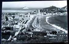 MEXICO ~ 1950's MAZATLAN, SIN. ~ Town View~Beach ~RPPC