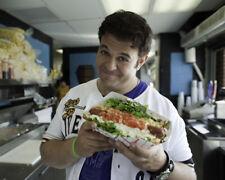 Richman, Adam [Man v Food] (53744) 8x10 Photo