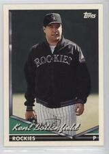 1994 Topps #589 Kent Bottenfield Colorado Rockies Baseball Card