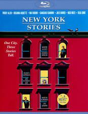 New York Stories (Blu-ray Disc, 2012) Woody Allen, mia Farrow, Nick Nolte NEW
