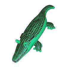 NEW Inflatable Crocodile Smiffy's Hawaiian Beach Hawaii Fancy Dress Accessories