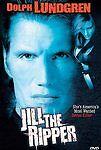 Jill the Ripper (DVD, 2000) RARE DOLPH LUNDGREN HORROR THRILLER BRAND NEW