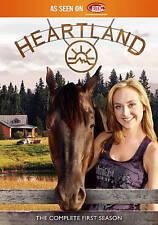 Heartland: The Complete First Season DVD, 2012, 5-Disc Set GMC Horse