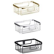 Style Short Bathroom Accessories Bathroom Shelf Holder Space Aluminum BathrJ4R4
