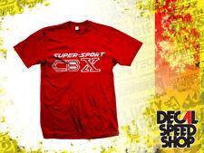 CBX Honda  Tshirt Retro