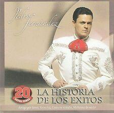 FREE US SHIP. on ANY 2+ CDs! NEW CD Fernandez, Pedro: Historia De Los Exitos