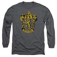 Harry Potter Gryffindor Crest Mens Long Sleeve Shirt