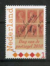 Nederland 2768 2010 Dag van de postzegel klasse 1 oranje kader