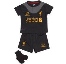 Liverpool Infant Babies Away Football Full Kit 12/13  BNWT Collectors 0-18 Shirt