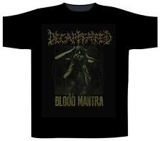 Decapitated Blood Mantra II Shirt S M L XL XXL T-Shirt Officl Death Metal Tshirt
