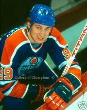 Wayne Gretsky #2 Edmonton Oilers Photo 8x10
