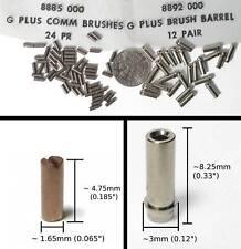 72pc Aurora AFX G+ G-PLUS Carbon Brush & Barrels 8885 8892