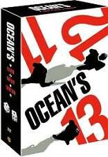 Ocean's Trilogy (Ocean's Eleven / Ocean's Twelve / Ocean's Thirteen) DVD, George