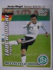 duplo/hanuta WM 2010 # Deutschland P. Trochowski # 27