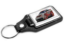 Ford Mustang Boss 302 Laguna Seca Muscle Car-toon Key Chain Ring Fob NEW