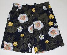 Gymboree Boy's Floral Hawaiian Short Pants 100% COTTON NWT Size 4,5,6,7, U PICK