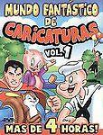 Mundo Fantastico de Caricaturas, Vol. 1 DVD