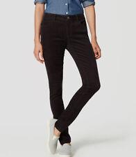 NWT Ann Taylor LOFT Modern Skinny Corduroy Pants Blue Gray Ivory various sizes