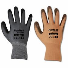 Arbeitshandschuhe recubrimiento de látex guantes protección talla 8-10