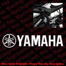 YAMAHA TUNING FORK Logo Motor Cycle Bike Car Window Vinyl Decal/Sticker RC055