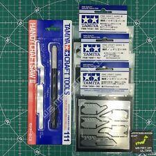 Tamiya Craft Tools 74111 Handy Craft Saw II / Fine Craft Saw F/S FROM JAPAN