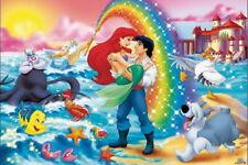 61238 The Little Mermaid Cartoon Wall Print Poster CA