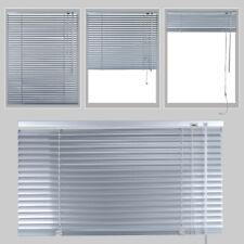 Aluminium Shutter Venetian Blinds With Cord-Pull Mechanism White&Beige&Grey