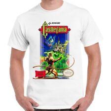 Castlevania Nintendo Vintage Classic Video Game Retro T Shirt 2392