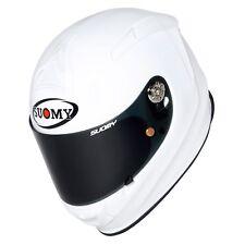 Casco Helm Casque Helmet SUOMY SR SPORT Plain White 2018 KSSR00W3