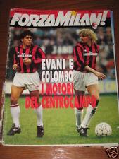FORZA MILAN 1988/2 EVANI COLOMBO VAN BASTEN COSTACURTA