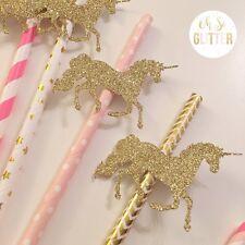 Unicorn Straws, unicorn party, unicorn decor, unicorn drink, unicorn birthday