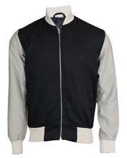 Ansel Elgort Baby Driver Movie Varsity Bomber Cotton Jacket