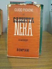 LA GAZZETTA NERA di GUIDO PIOVENE - 1943   (B11)